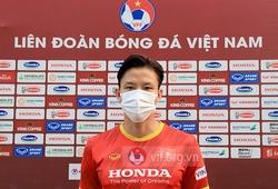 Quế Ngọc Hải: Đá trên sân có khán giả là lợi thế của tuyển Việt Nam