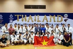 Đội tuyển Jiujitsu Việt Nam lên đường tham dự giải Vô địch Thế giới tại UAE