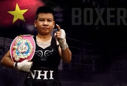 Nguyễn Thị Thu Nhi vọt lên Top 5 thế giới, phá vỡ thế thống trị của Boxing Nhật Bản