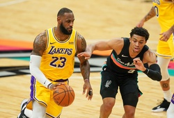 Nhận định NBA 2021-22: Los Angeles Lakers vs San Antonio Spurs (Ngày 27/10 7h30)