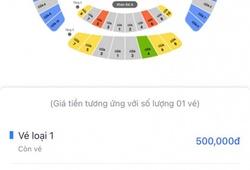 Vé trận Việt Nam vs Nhật Bản bán hết trong 20 phút