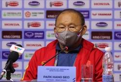 HLV Park Hang Seo: Tôi khá thất vọng về chiến thắng của U23 Việt Nam