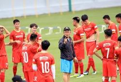 Tuyển Việt Nam tập huấn ở Bà Rịa – Vũng Tàu trước thềm AFF Cup 2020