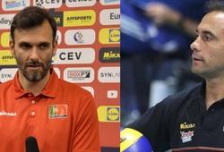 Độc lạ quyết định hoán đổi vị trí HLV của bóng chuyền Bồ Đào Nha