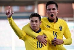 U23 Thái Lan lấy lại thể diện bằng thắng lợi đậm trước U23 Lào