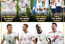 Ảnh chế EURO: Mặc trang phục trắng… có ngay chiến thắng