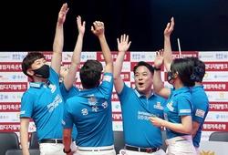 Thắng tưng bừng Legend, đội Phương Linh đại chiến đối thủ mạnh nhất PBA Team League Round 2021/2022