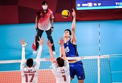 Tuyển bóng chuyền Italia ngược dòng ngoạn mục trước Canada trong trận mở màn Olympic