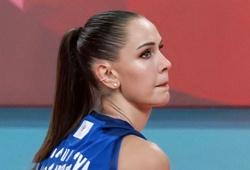 Bóng chuyền nữ ROC bỏ lỡ cơ hội lên đầu bảng