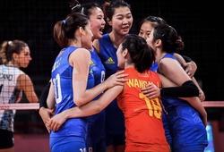 ĐKVĐ bóng chuyền nữ Trung Quốc chia tay Olympic bằng chiến thắng hoành tráng