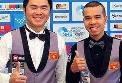"""""""Vua billiards Việt Nam"""" săn giải World 3C Grand Prix 2021 trị giá 8,5 tỷ đồng"""