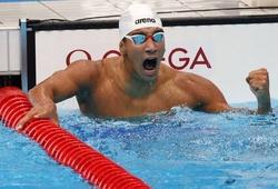 Trai lạ vô danh gây sốc với huy chương vàng bơi 400m tự do Olympic Tokyo