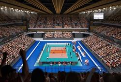 Cận cảnh độ hoành tráng nhà thi đấu môn bóng chuyền Olympic Tokyo 2020