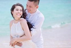 """Chuyện tình ngọt ngào, viên mãn của đôi """"tiên đồng, ngọc nữ"""" làng billiards Việt"""