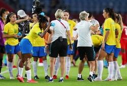Bóng đá nữ Brazil lại ôm hận trước Canada ở Olympic