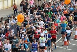 BTC giải marathon xin lỗi vì đo đường dài quá 500m