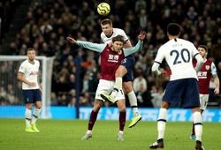 Lịch trực tiếp Bóng đá TV hôm nay 26/10: Burnley vs Tottenham