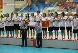 Vô địch trên đất Cố đô, VTV Bình Điền Long An nhận thưởng lớn