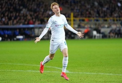 Man City có cầu thủ trẻ thứ 10 ghi bàn ở Champions League