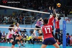 Vòng 1 giải bóng chuyền VĐQG: Đội nữ nào có khả năng tham dự Cúp Hùng Vương?