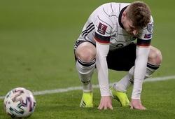 Tuyển Đức đứt mạch bất bại sau trận thua sốc Macedonia