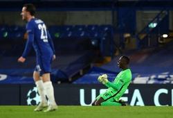 Thủ môn Chelsea tạo khác biệt với 2 pha cứu thua trước Real