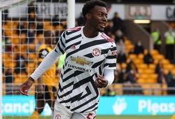 MU sử dụng tiền đạo 19 tuổi trước West Ham ở Cúp Liên đoàn
