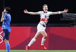 """Tuyển nữ Anh vào tứ kết Olympic 2021 nhờ Ellen White """"độc diễn"""""""
