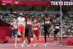 Kenya tiếp tục thống trị chạy 800m nam Olympic Tokyo