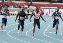 Thông số chạy 100m dần được cải thiện