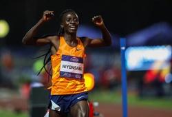 Cự ly chạy hiếm gặp 2000m nữ có kỷ lục thế giới mới