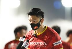 Văn Hậu: Tiếc cho Văn Lâm nhưng tuyển Việt Nam vẫn còn 3 thủ môn giỏi
