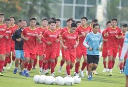 ĐT Việt Nam điều chỉnh kế hoạch, U23 đi nước ngoài tập huấn
