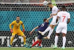 Thụy Sĩ gây bất ngờ bằng vua kiến tạo tại EURO 2021