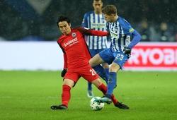 Lịch trực tiếp Bóng đá TV hôm nay 25/9: Hertha Berlin vs Eintracht Frankfurt