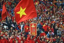 Ấn định thời điểm tuyển Việt Nam đá sân Mỹ Đình hay trung lập