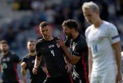 Ivan Perisic tạo dấu ấn lịch sử với Croatia tại EURO 2021