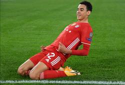 Tài năng Musiala của Bayern được gọi vào tuyển Đức