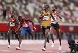 Kỷ lục gia thế giới Joshua Cheptegei dễ dàng giành HCV 5000m nam Olympic Tokyo