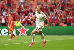 Kasper Dolberg: Từ kỷ lục chuyển nhượng ở Ligue 1 đến EURO 2021