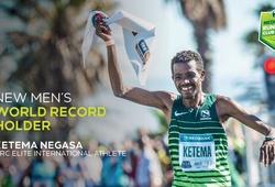 """Kỷ lục thế giới 50km bị """"phá ngon"""" bởi VĐV không chuyên chạy ultra-marathon"""
