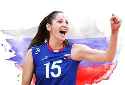 Siêu sao Kosheleva giã từ đội tuyển bóng chuyền nữ quốc gia Nga