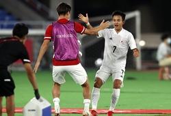 Kubo và tuyển Nhật Bản tạo kỳ tích chưa từng có tại Olympic