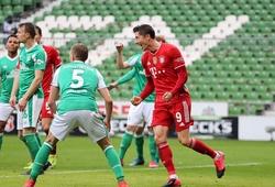 Lewandowski cần thêm 9 bàn để phá kỷ lục vĩ đại nhất Bundesliga