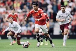 MU trắng tay sau 5 phút cuối cay đắng trước Aston Villa