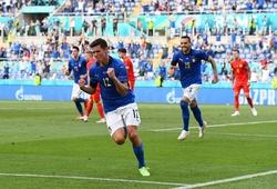 """Pessina: Chuyện cổ tích cầu thủ """"giá bèo"""" nhất ĐT Italia tại EURO 2021"""