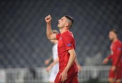 """Hậu vệ Thổ Nhĩ Kỳ """"ghi bàn"""" chưa từng thấy ở trận mở màn EURO 2021"""