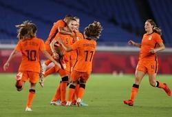 """""""Máy ghi bàn"""" Miedema của Hà Lan cầm chắc Vua phá lưới Olympic"""