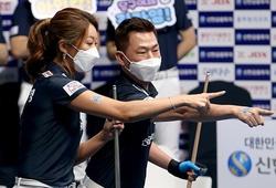 Minh Cẩm cùng người đẹp Kim Ga Young mất suất vào chung kết chặng 6 PBA Team League