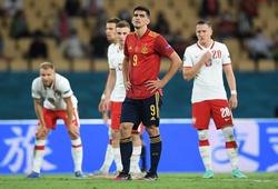 Tiền đạo Tây Ban Nha gia nhập danh sách sút hỏng phạt đền tại EURO